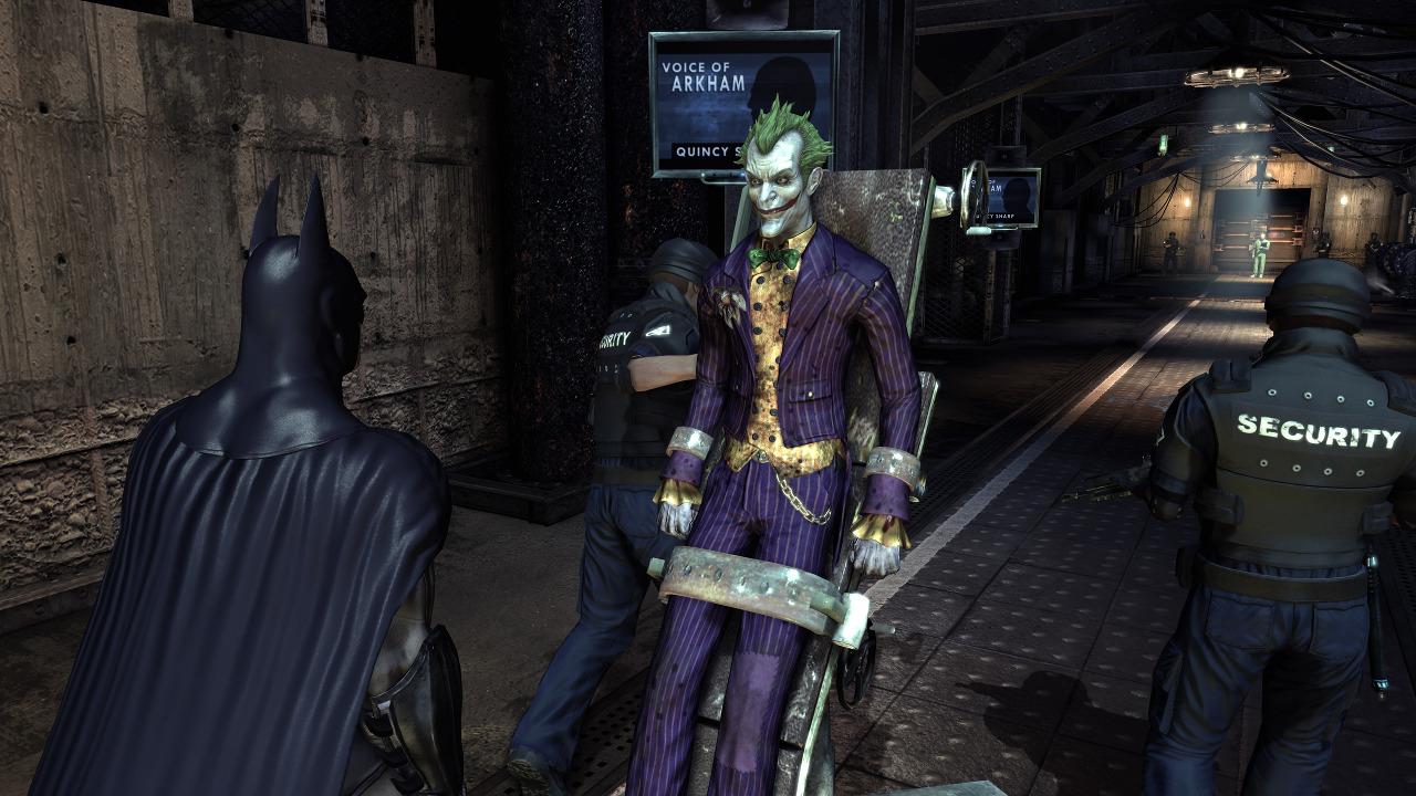 Batman Arkham 2