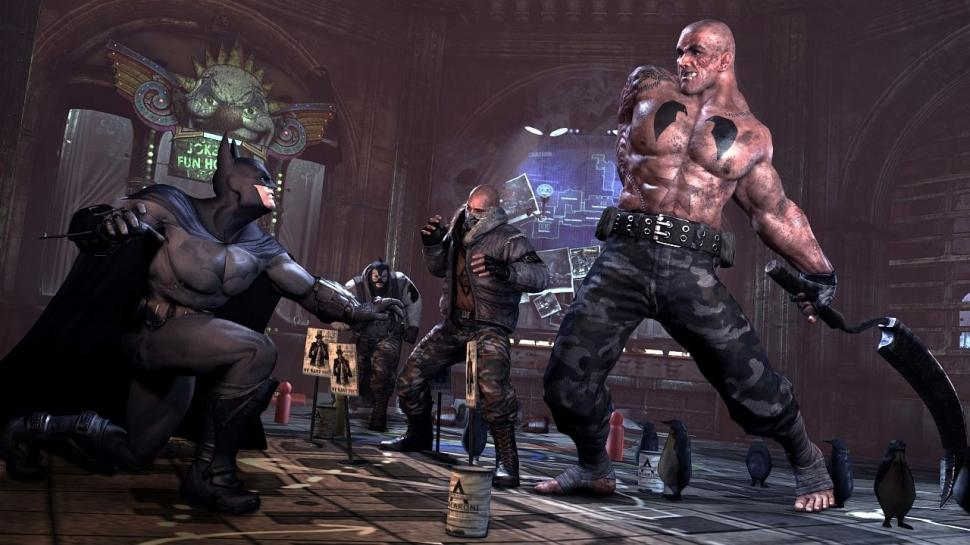 Arkham City Screenshot