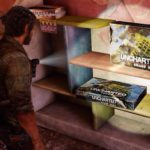 Uncharted Easter Egg in the Last of us